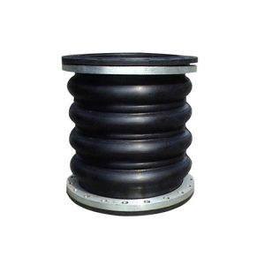 GJQ(X)-4Q-II Four Sphere Flexible Rubber Expansion Joint