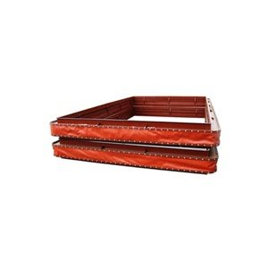 XB Air Duct Fabric Expansion Joint(Rectangle)