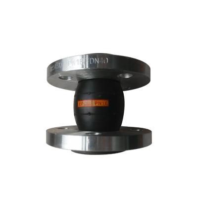 rubber expansion joint for pipe line